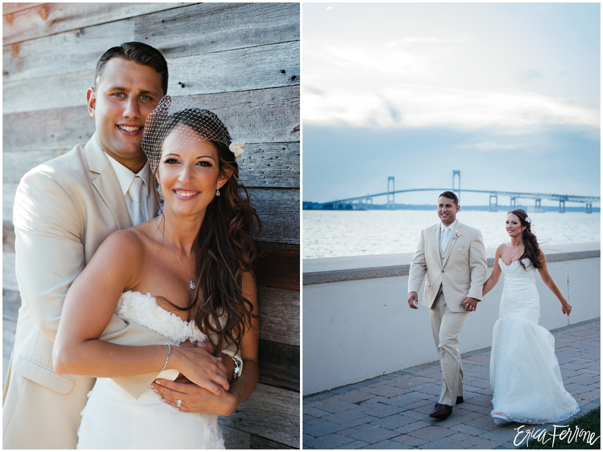 Newport ri hyatt wedding